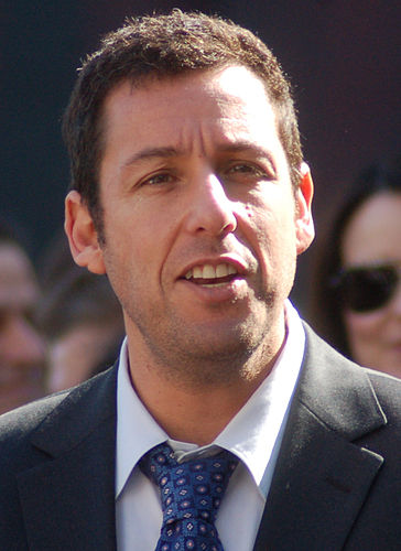 Portrait picture of Adam Sandler