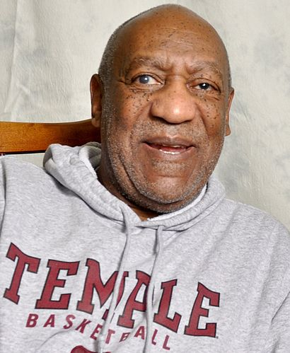 Portrait picture of Bill Cosby