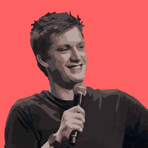 Portrait picture of Daniel Sloss