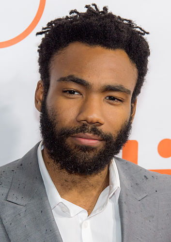 Portrait picture of Donald Glover