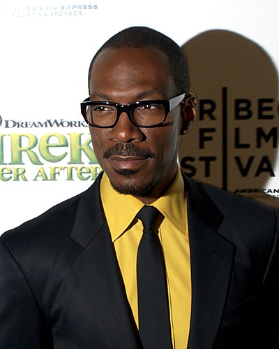 Portrait picture of Eddie Murphy