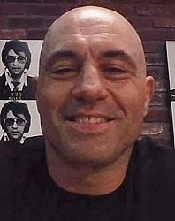 Portrait picture of Joe Rogan