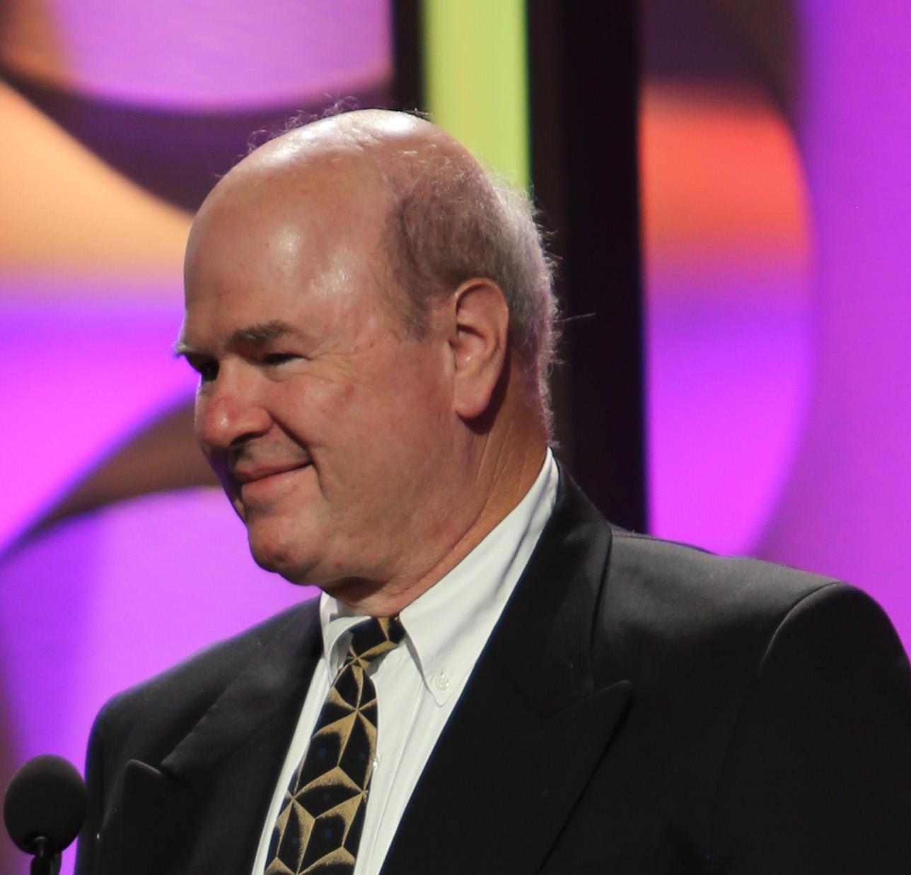 Portrait picture of Larry Miller