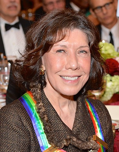 Portrait picture of Lily Tomlin