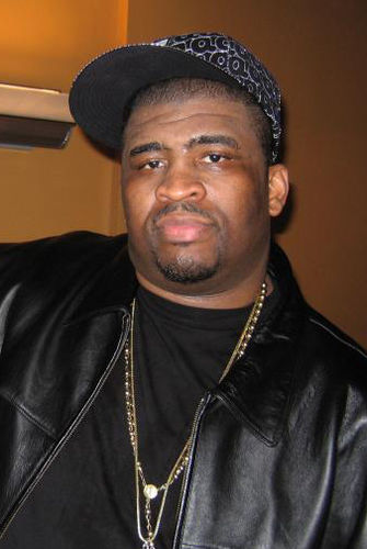 Portrait picture of Patrice O'Neal