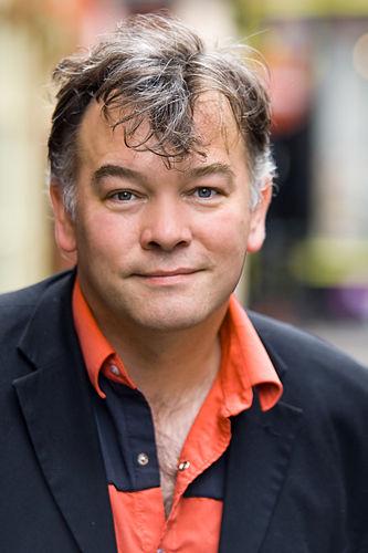 Portrait picture of Stewart Lee