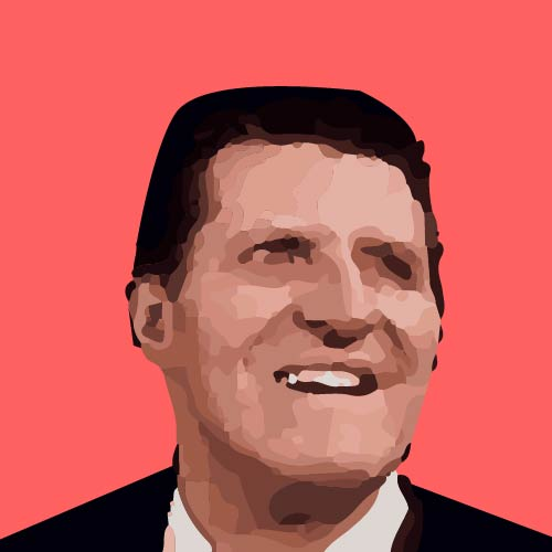 Portrait picture of Tommy Cooper
